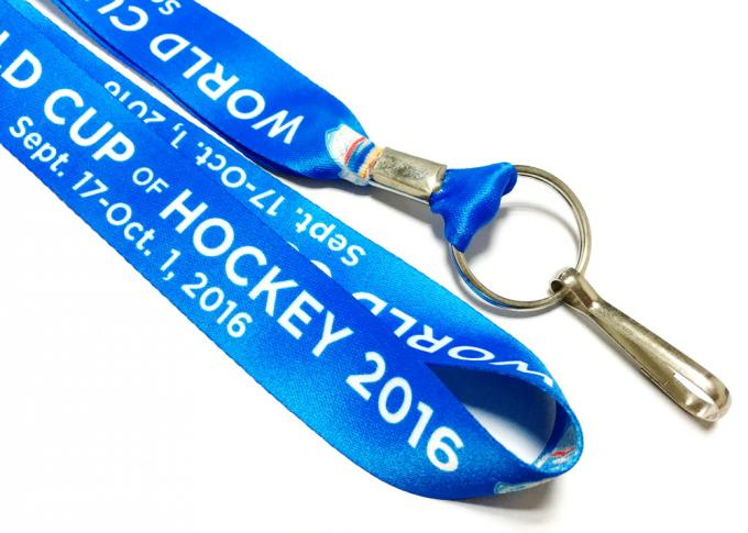Much Usefulness Custom Breakaway Lanyards , Personalised Lanyards With Diverse Kinds Attachments