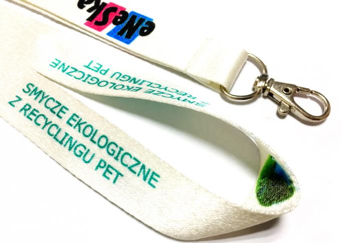 Full Printing Dye Sublimation Lanyards Personal Company Promoting Presents