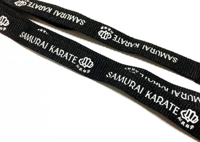 15mm Wide Custom Polyester Lanyards / Coolest Neck Strap with Size 900*15mm
